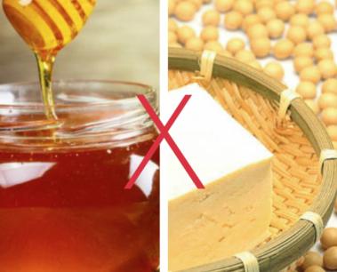 Không nên kết hợp mật ong với những thực phẩm sau để tránh gây hại cho sức khoẻ